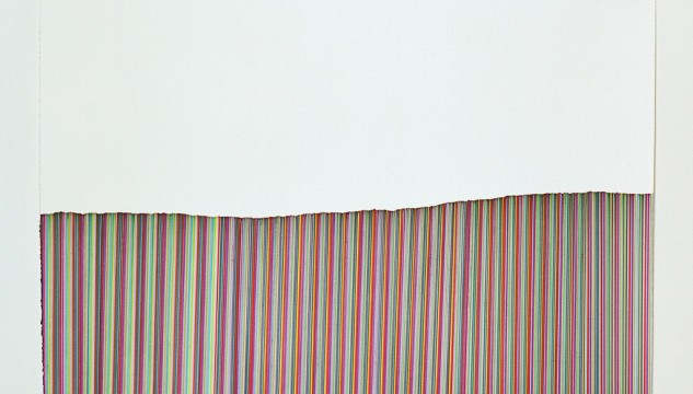 Nina Chua, Untitled (Stripes) (2)