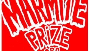 Marmite Prize Logo