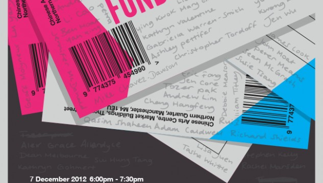 Chinese Arts Centre, Manchester Postcard Fundraiser