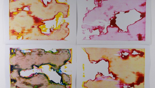 Maurice Carlin, Corrupted Images, 2012