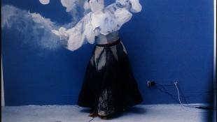 Hayley Newman, Volcano Lady, 2007