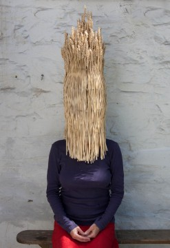 Anne-marie Culhane_Corn Dollies, performance still, 2006