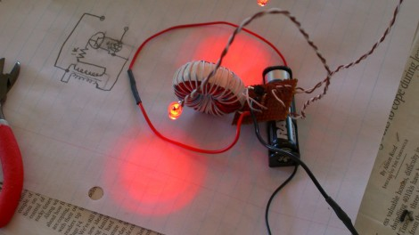 Joule Thief Image: (Lazarus Pointer)