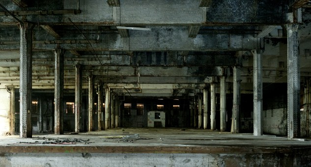 Mayfield Depot © Jan Chlebik