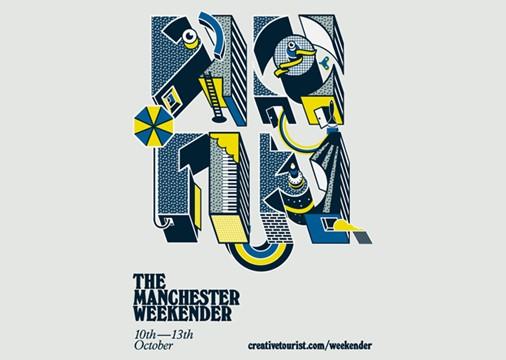 Manchester Weekender 2013 logo