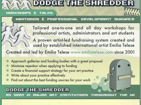 Dodge the shredder