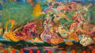 Iain Andrews, Echolalia or The Wild Swans, 2012
