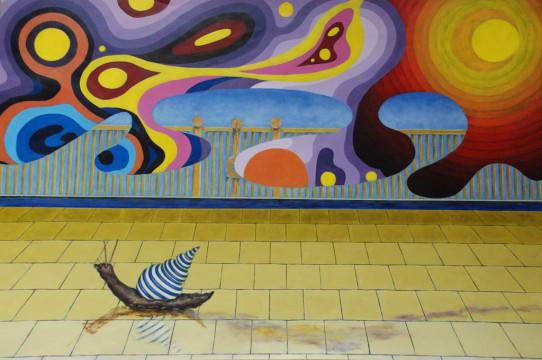 Snail Porridge, HM Prison Garth