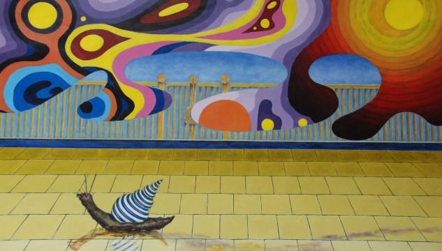 Snail Porridge, Sean, HM Prison Garth