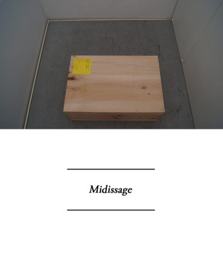 Midissage Postcard