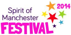 Spirit of Manchester Festival 2014 logo