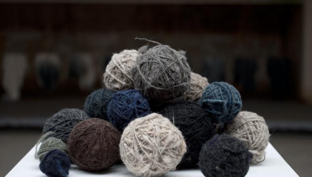 1. The last yarn. 2013 Hannah Leighton-Boyce (photo credit Susan Crowe)