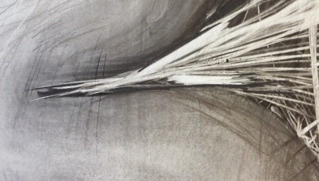 Corner Drawing 2 by Naomi Kendrick