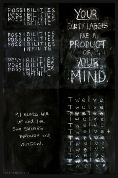 Twelve+ poster
