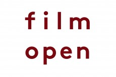 Film Open logo
