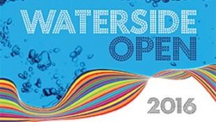 Waterside Open Banner