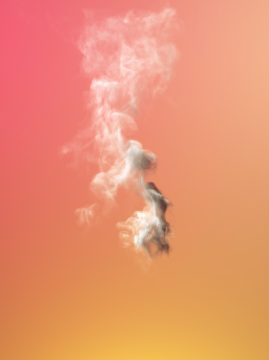Pat Flynn, Untitled (Smoke)