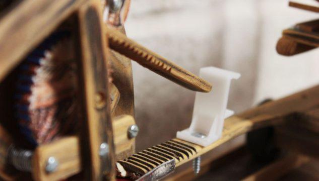 Sculpture/machine by Darren Adcock