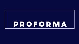 Proforma