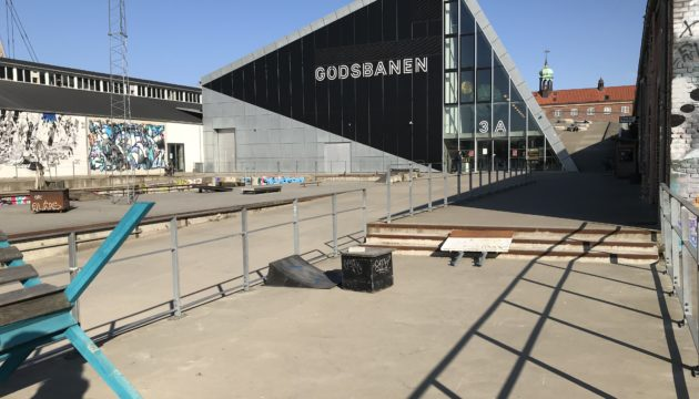 Cultural Production Centre Godsbanen, Aarhus, Denmark