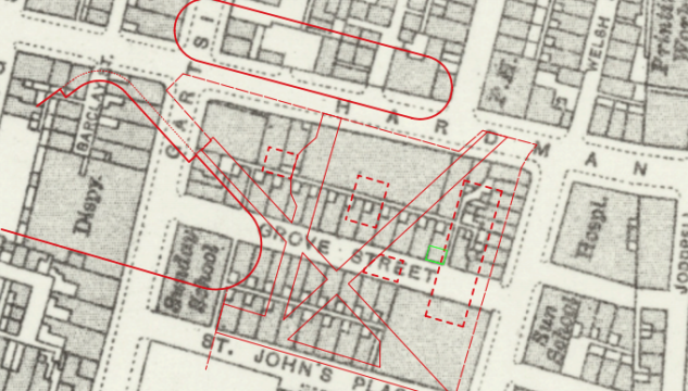 Archive Map