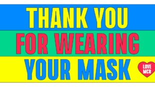 Thank you for Wearing Your Mask